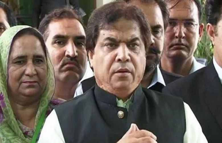 LHC suspends Hanif Abbasi's sentence, orders release