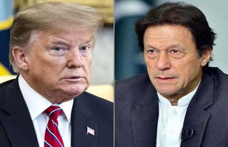 US President Donald Trump will meet with Pakistan's Prime Minister Imran Khan