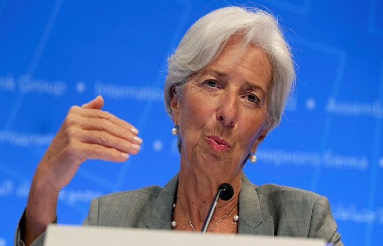 Ready to support Pakistan, says IMF chief