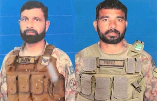 Two Pakistan Army soldiers martyred in cross-border attack from Afghanistan: ISPR