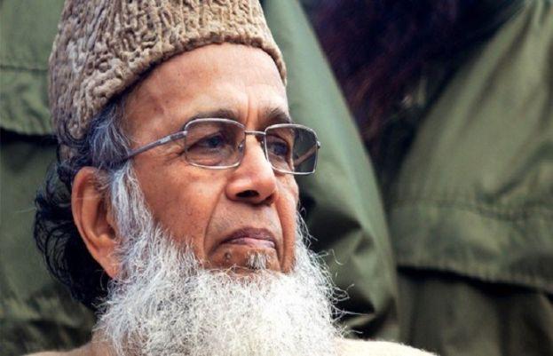 Former ameer of the Jamaat-e-Islami (JI) Syed Munawar hasan