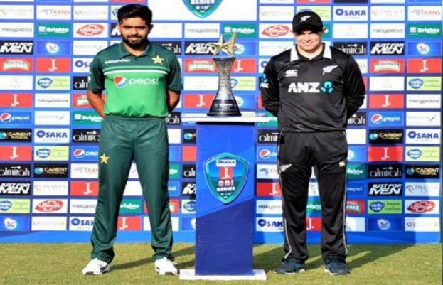 New Zealand play first ODI on Pakistani soil today
