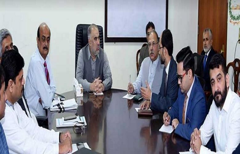 Adoption of new technologies must to meet modern challenges: Asad Qaiser
