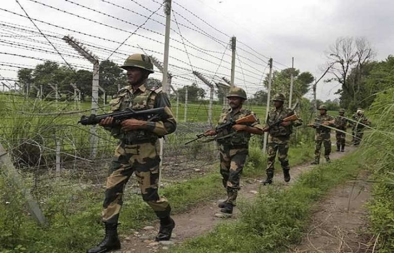 Two Pakistani soldiers injured in exchange of fire across LoC