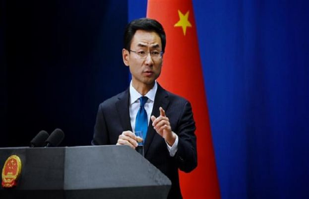 Chinese Foreign Ministry Spokesperson Geng Shuang