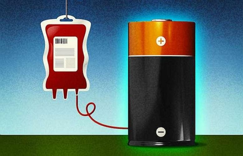 Scientists at Yale University have discovered a molecule in blood that could help produce more efficient lithium batteries.
