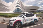 Chinese companies launch pilot projects of driverless taxis