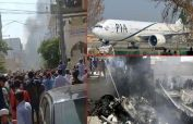 Timeline of major Plane Crashes in Pakistan