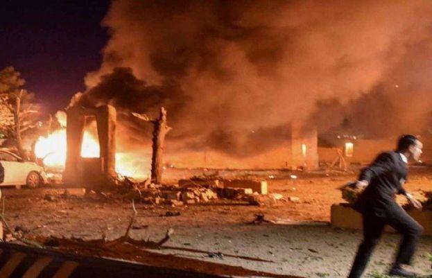 Gwadar suicide attack