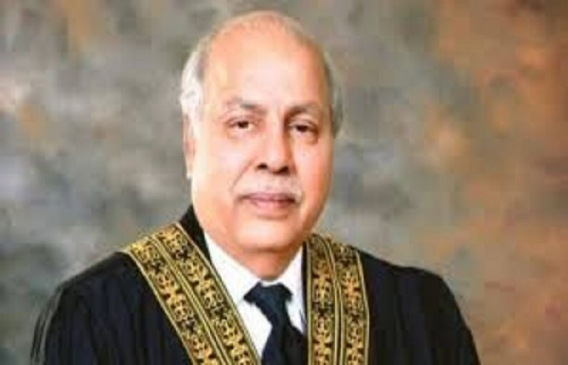 CJP says Justice Isa should not hear the matters involving PM Imran Khan – SUCH TV