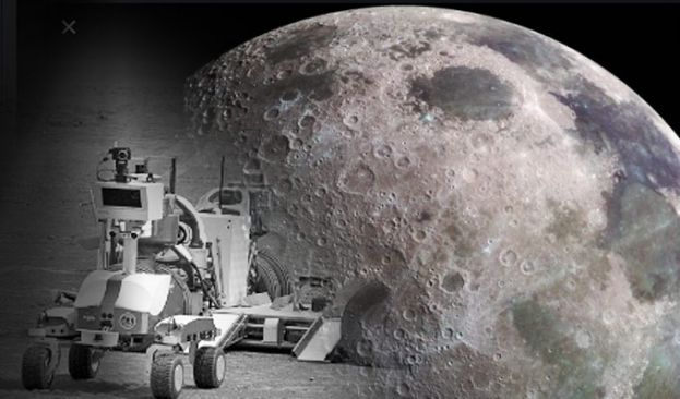 Robot will tour the moon