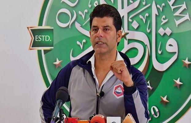Pakistan Cricket Board (PCB) Chief Selector Mohammad Wasim