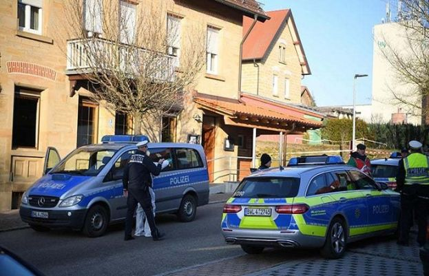 6 killed in Germany shooting, suspect arrested