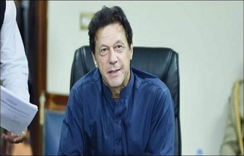 PM Imran says Pakistan cannot progress unless corrupt politicians, former rulers held accountable