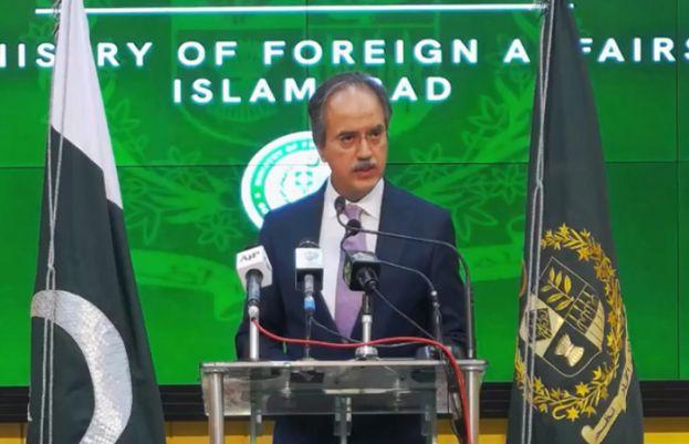 Foreign Office spokesman Asim Iftikhar