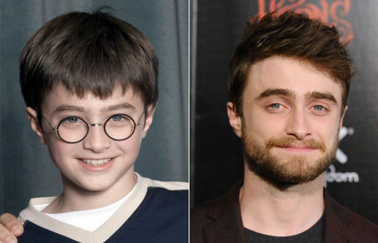 Hollywood Actor Daniel Radcliffe