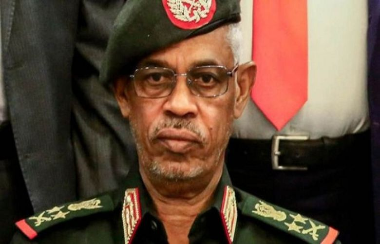 Sudan's ruling military council Awad Ibn Auf resigned