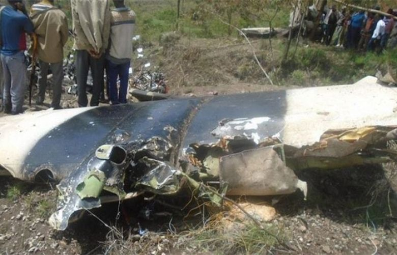 18 killed as Ethiopian military helicopter crashes
