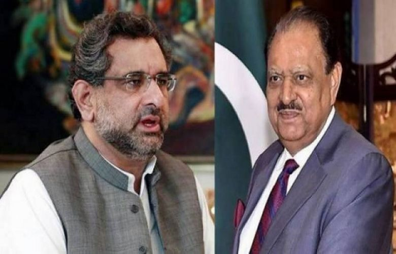 President, Prime Minister urge nation to offer special prayers