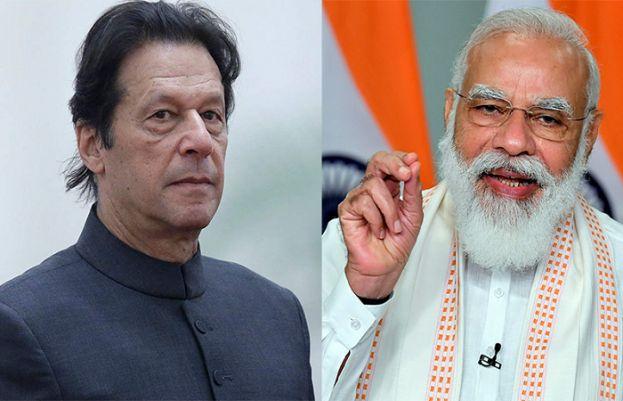 Prime Minister Imran Khan and his Indian counterpart Narendra Modi