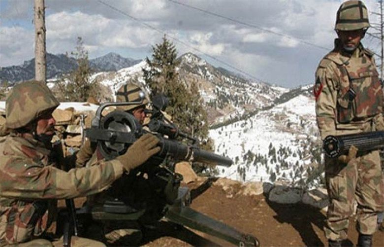 Seven Indian soldiers killed in response action by Pak Army: ISPR