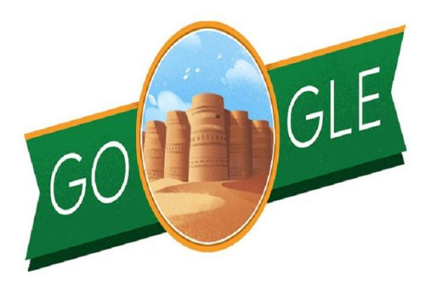 Google marks Pakistan's Independence Day with doodle
