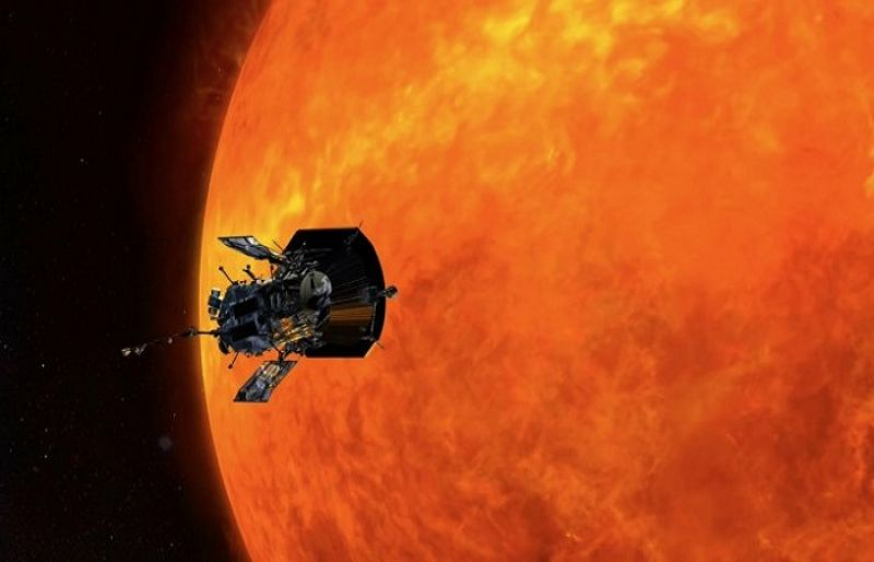 nasa sun mission - 800×514