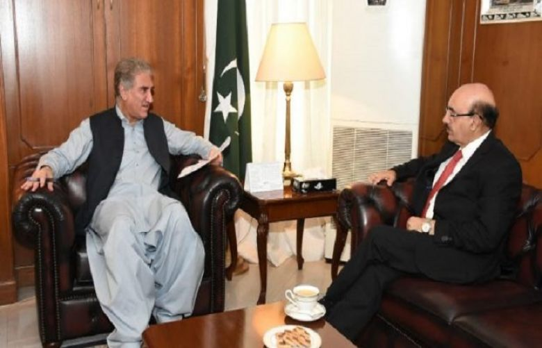 Foreign Minister Assures Full Support To People Of IOK