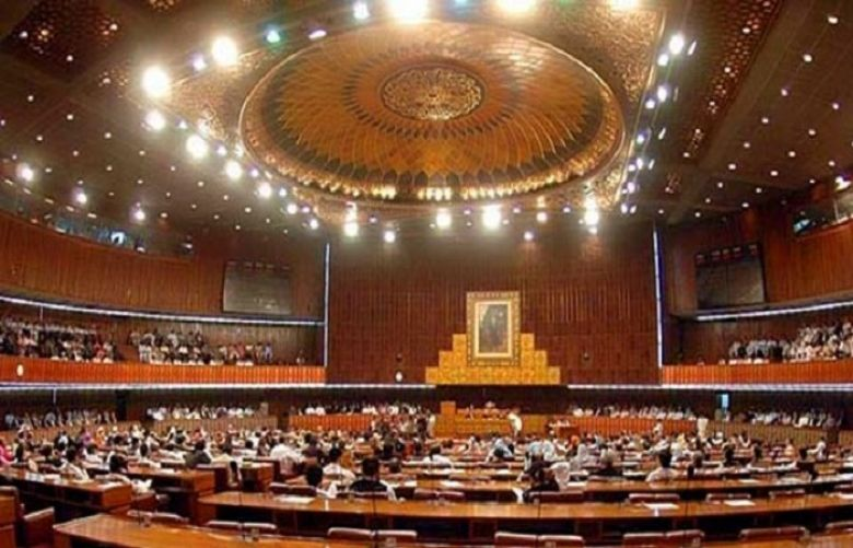 Opposition tables resolution demanding constitution of Senate panel to probe 'Karachi incident'