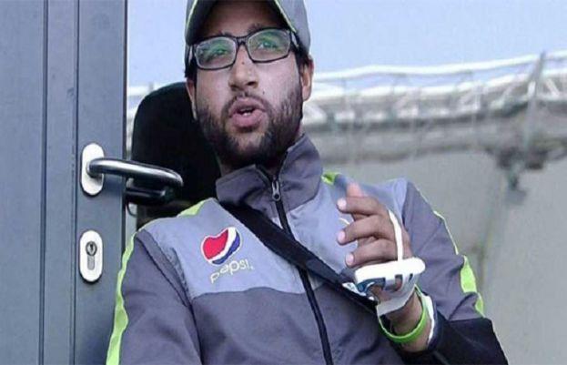 Pakistan's fast-rising opener Imam-ul-Haq