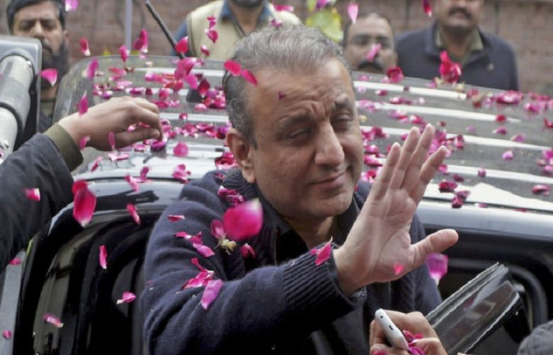 Abdul Aleem Khan Released from Jail