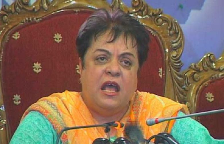 International community to play its role for resolution of Kashmir issue: Shireen Mazari
