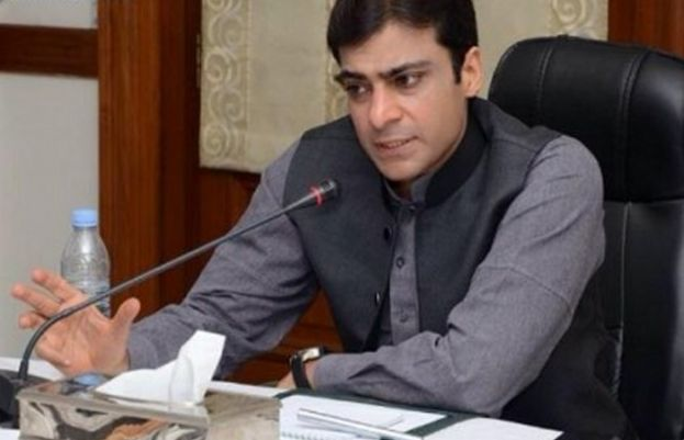 Punjab Assembly Opposition leader Hamza Shahbaz