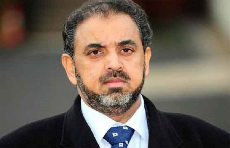Member of British House of Lords, Lord Nazir Ahmed