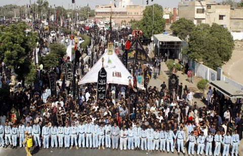 Ashura to be observed with religious fervour throughout the country