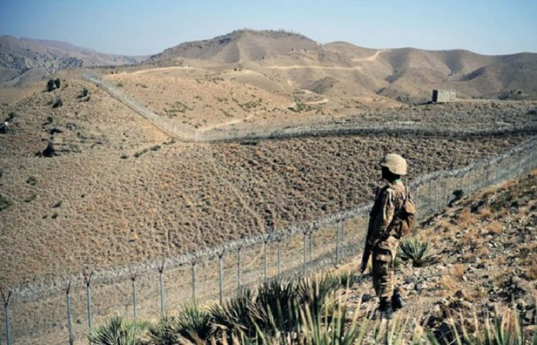 Six terrorists killed in Pak-Afghan border retaliatory fire: ISPR