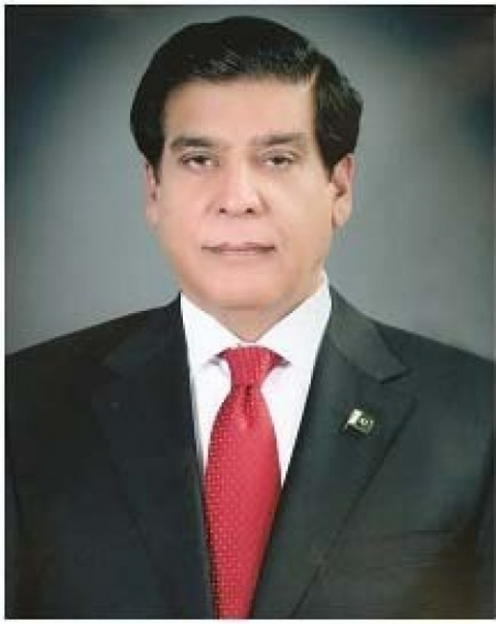 Prime Minister Raja Pervez Ashraf: Addressed The Opening Ceremony Of Development Projects In Baluchistan