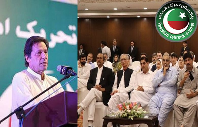 New govt will have to work hard to overcome financial crisis: Imran Khan