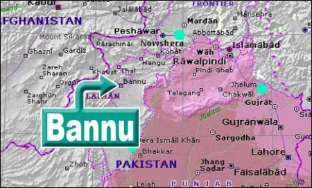 25 labourers kidnapped from Bannu