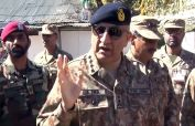 We will never abandon people of occupied Kashmir, says Army chief during LoC visit