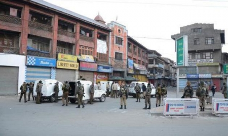 Curfew In Kashmir As Killings Heighten Tensions