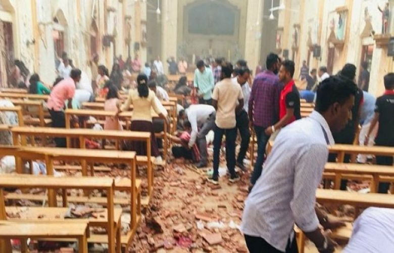 Death toll in Sri Lanka blasts rises to 137