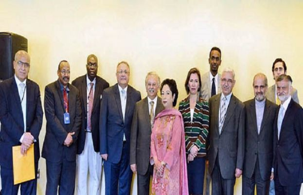 OIC envoys express solidarity with people of IOK at briefing by Pakistani Ambassador
