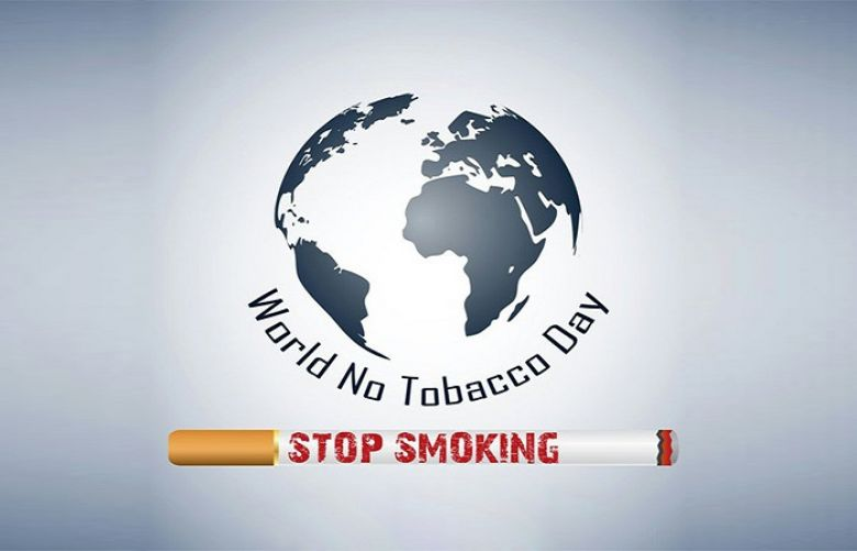 World No Tobacco Day being observed today