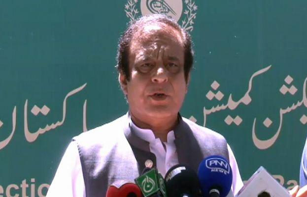 Minister for Science and Technology Shibli Faraz