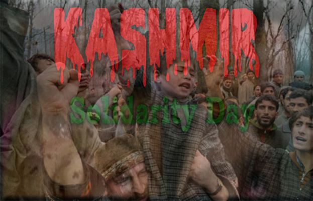 Kashmir Day being observed to express solidarity with Kashmiris today