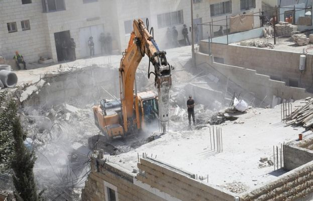 Palestine condemns Israel's decision to demolish buildings in East Jerusalem