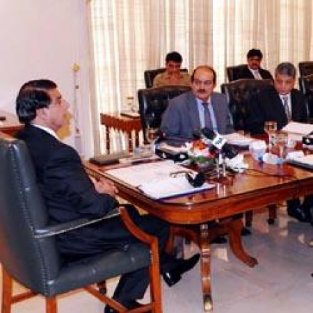 PM was given a briefing on performance of Statistics Division