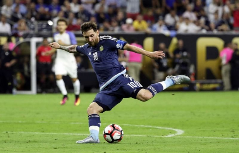Messi Fires Argentina Into Copa America Final Such Tv