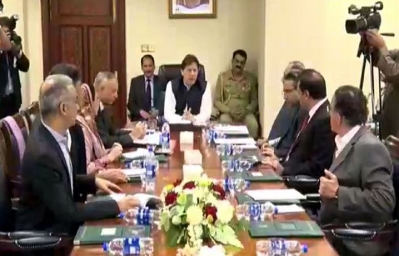 Facilitating small farmers is foremost priority of present govt: PM Imran